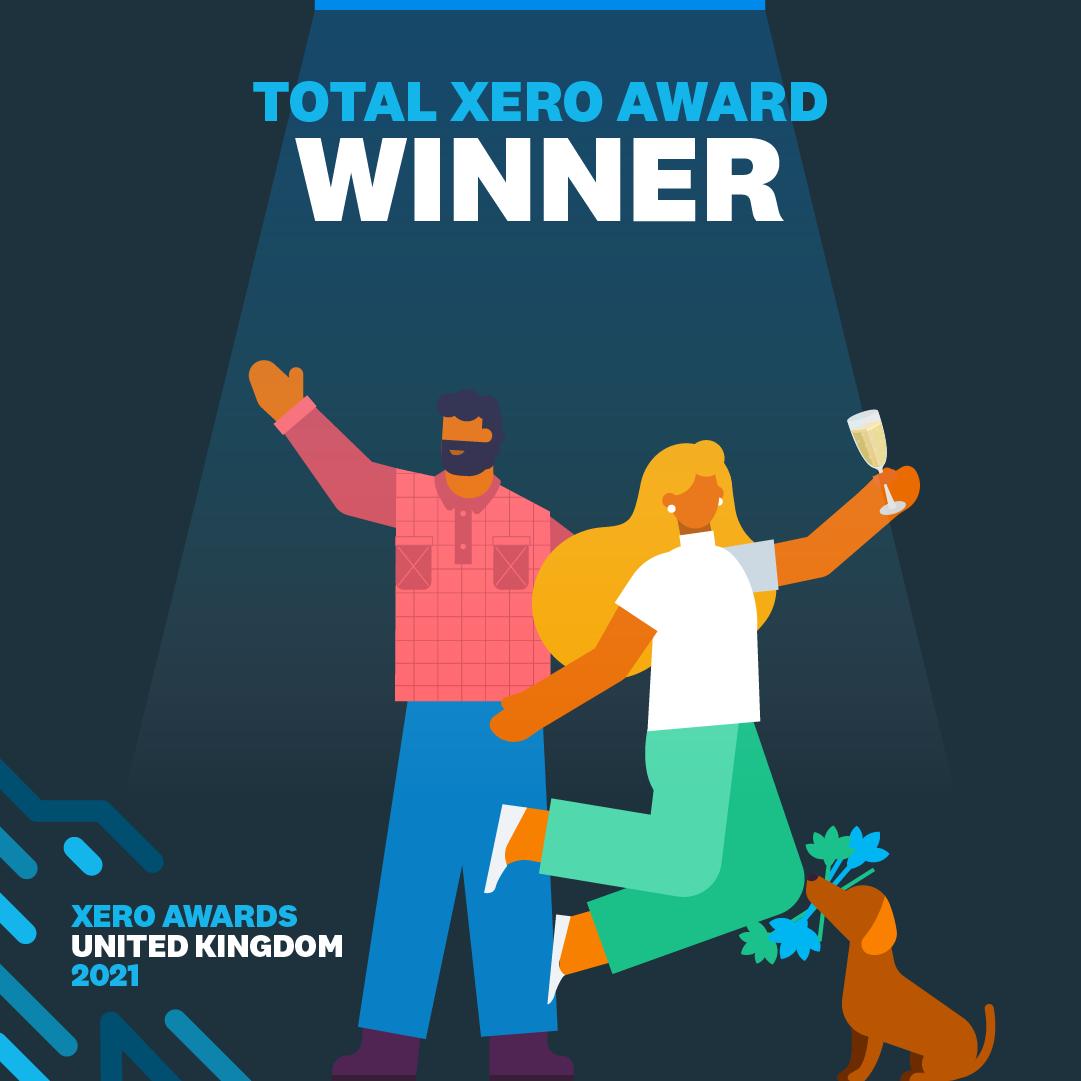 Xero Total Xero Award Winners 2021