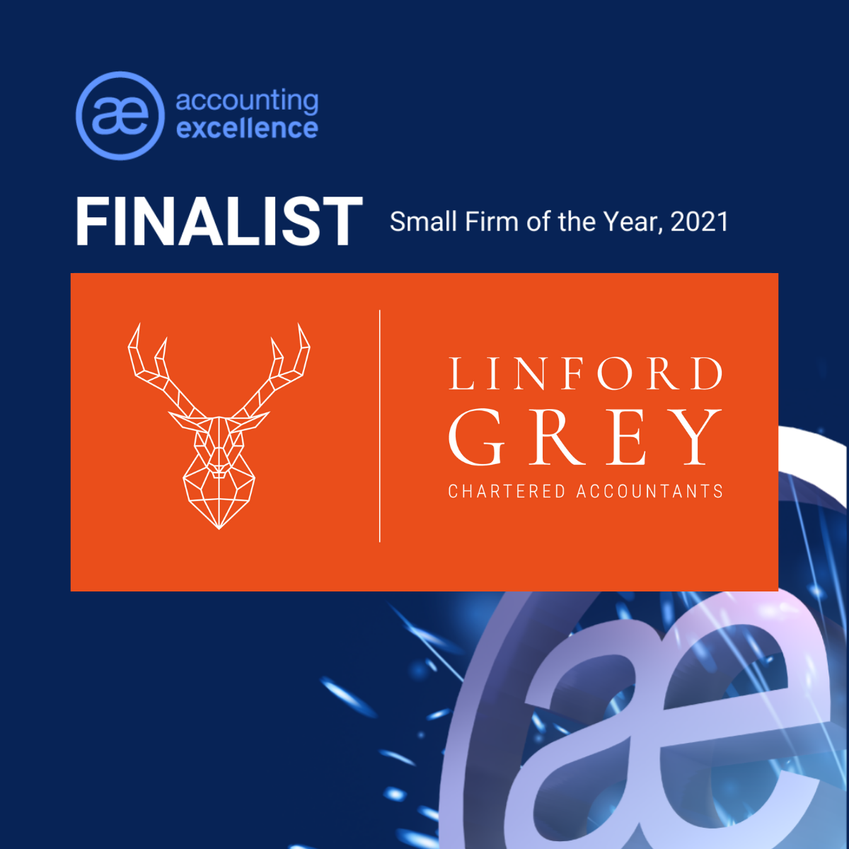 Accountancy Excellence Award Finalists